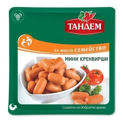 Picture of МИНИ КРЕНВИРШ  250ГР. ТАНДЕМ - ЦЕНА ЗА БР.