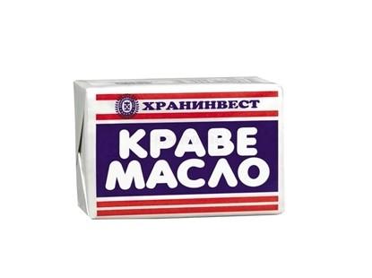 Picture of КРАВЕ МАСЛО 125ГР. ХРАНИНВЕСТ-ВАРНА - ЦЕНА ЗА БР.