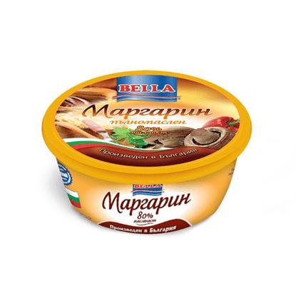 Picture of МАРГАРИН ПЪЛНОМАСЛЕН БЕЛЛА 220 ГР. - ЦЕНА ЗА БР.