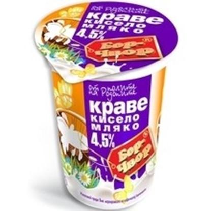 Picture of КИСЕЛО МЛЯКО 4,5% БОР ЧВОР - ЦЕНА ЗА БР.