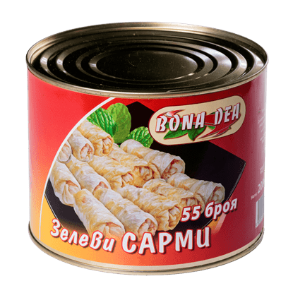 Picture of ЗЕЛЕВИ САРМИ 2КГ. БОНА ДЕА
