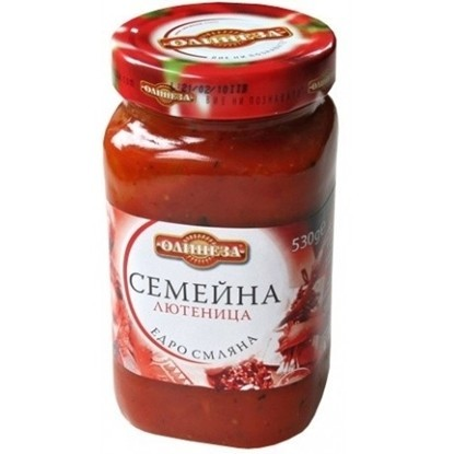 Picture of ЛЮТЕНИЦА ОЛИНЕЗА 530*6/СЕМЕЙНА - ЦЕНА ЗА БР.