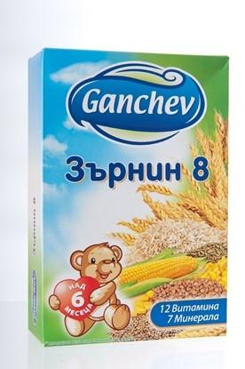 Picture of КАША ЗЪРНИН 8 200 ГР. ГАНЧЕВ