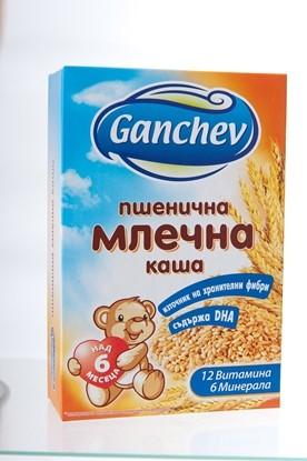 Снимка на ПШЕНИЧНА КАША С ОМЕГА 3 200 ГР. ГАНЧЕВ