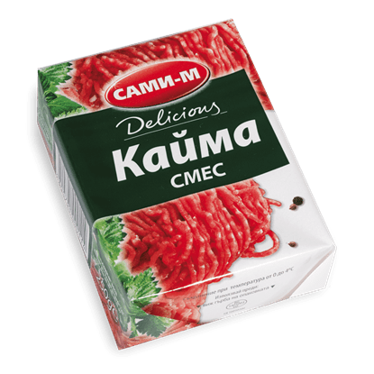 Picture of КАЙМА СМЕС ПАКЕТ 250ГР.*40БР.  САМИ М