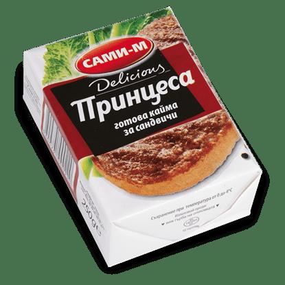 Picture of КАЙМА ЗА ПРИНЦЕСИ DELICIONS САМИ М 250ГР*40БР.