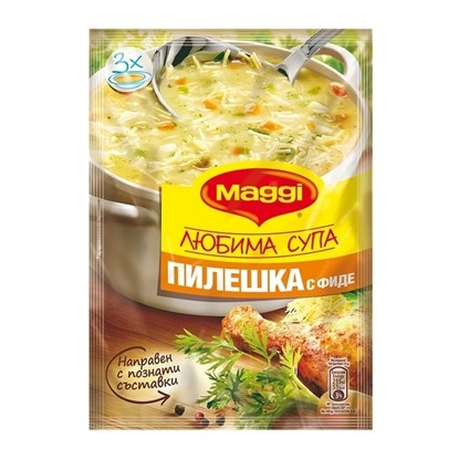Picture of МАГИ ПИЛЕШКА СУПА С ФИДЕ 30*50ГР. - ЦЕНА ЗА БР.