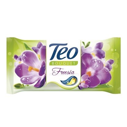 Picture of САПУН ТЕО 70ГР. БУКЕТ  FREESIA ЗЕЛЕН