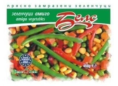 Picture of ЗЕЛЕНЧУЦИ АМИГО 0.400 БЕЛС - ЦЕНА ЗА БР.