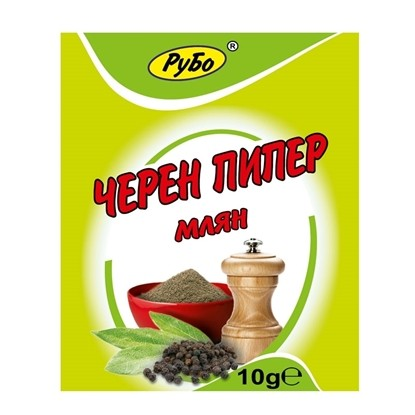Picture of ЧЕРЕН ПИПЕР 10ГР. МЛЯН РУБО