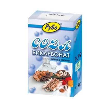 Picture of СОДА КУТИЯ 60 ГР. РУБО
