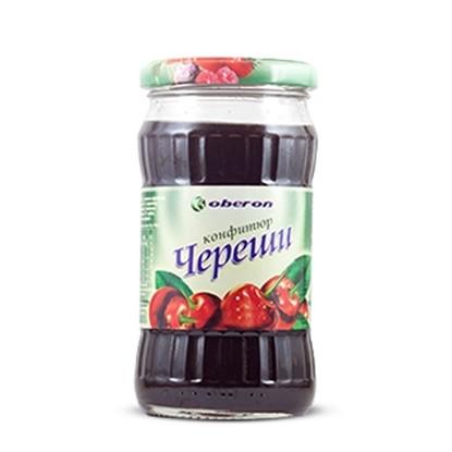 Снимка на КОНФИТЮР ЧЕРЕШИ 350ГР. 35% ПЛОД ОБЕРОН