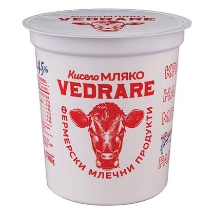 Picture of КИСЕЛО МЛЯКО 4,5% ВЕДРАРЕ - ЦЕНА ЗА БР.