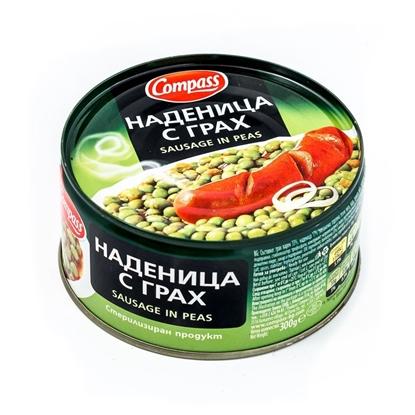 Picture of НАДЕНИЦА С ГРАХ  КОМПАС 300ГР.*24БР.