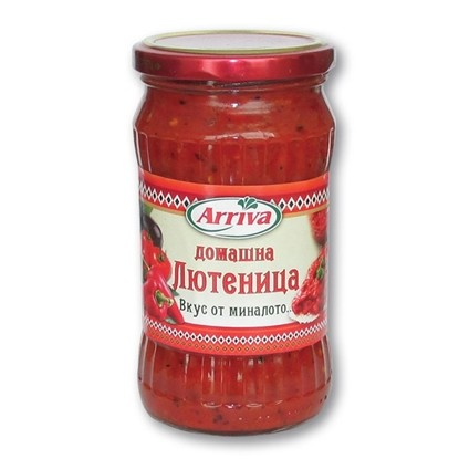 Picture of ЛЮТЕНИЦА АРИВА ДОМАШНА 300ГР.*6БР.