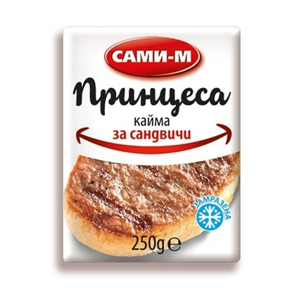 Picture of КАЙМА ЗА ПРИНЦЕСИ САМИ М 250ГР.*40БР.