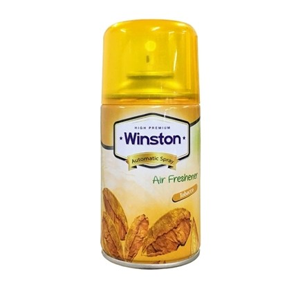 Picture of АРОМАТИЗАТОР ЗА СТАЯ WINSTON 300МЛ. TOBACCO