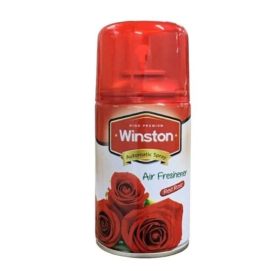 Снимка на АРОМАТИЗАТОР ЗА СТАЯ WINSTON 300МЛ. RED ROSSE