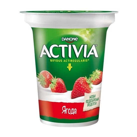 Picture of АКТИВИА  ЯГОДА ДАНОН  280ГР.*12БР.