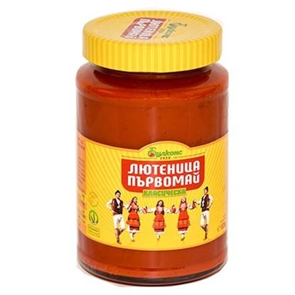 Снимка на ЛЮТЕНИЦА БУЛКОНС ПЪРВОМАЙ 525ГР.*6БР.