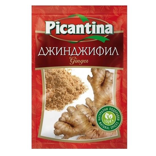 Picture of ДЖИНДЖИФИЛ 10ГР. ПИКАНТИНА