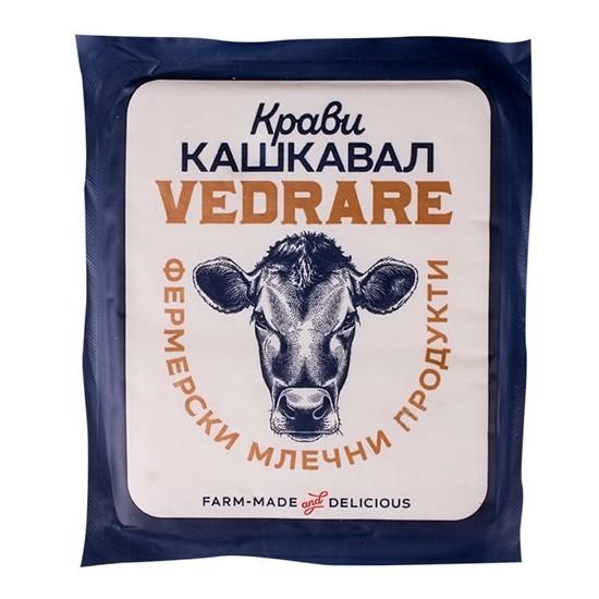 Picture of КРАВЕ КАШКАВАЛ ВЕДРАРЕ 400ГР. ВАКУУМ - ЦЕНА ЗА БР.