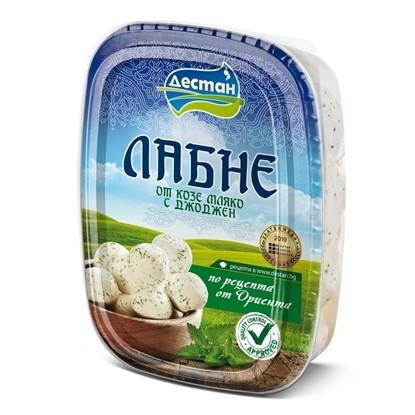 Picture of ЛАБНЕ ОТ КОЗЕ МЛЯКО С ДЖОДЖЕН 200ГР.*12БР. ДЕСТАН