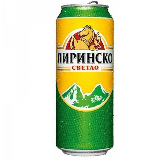 Picture of БИРА ПИРИНСКО 500МЛ.*12БР. КЕН