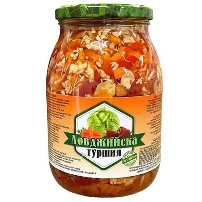Picture of ЛОВДЖИЙСКА ТУРШИЯ 1КГ.*6БР. ПОПКИРИЛОВ