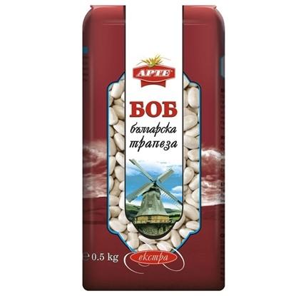 Picture of БОБ АРТЕ 500ГР.*20БР. БЪЛГАРСКА ТРАПЕЗА /ПРЕВОДИ/