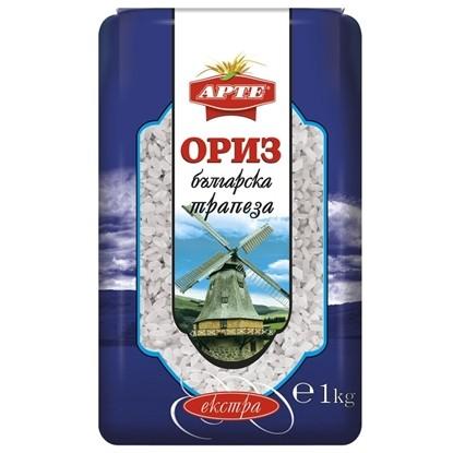 Picture of ОРИЗ АРТЕ БЪЛГАРСКА ТРАПЕЗА 1КГ.*10БР./ПРЕВОДИ/