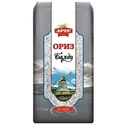 Picture of ОРИЗ АРТЕ БАЛДО 500ГР.*20БР./ПРЕВОДИ/