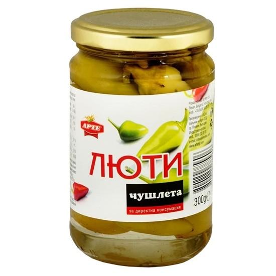 Picture of ЛЮТИ ЧУШЛЕТА АРТЕ 314ГР.*12БР./ПРЕВОДИ/