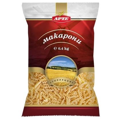 Picture of МАКАРОНИ СПИРАЛА 400ГР.*25БР. АРТЕ
